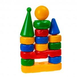 Пирамидка 3 в 1