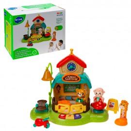 Развивающая игрушка Детский садик на батарейках (свет,звук)