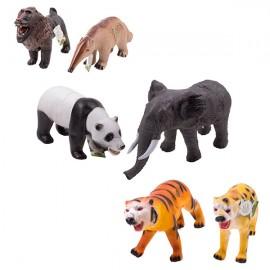 Набор Животных с озвучкой 6 шт