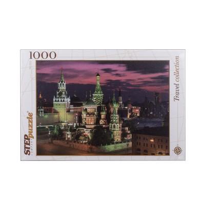Пазл Красная площадь Москва 1000 деталей