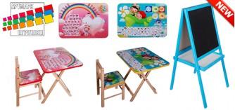 Детская мебель для учёбы