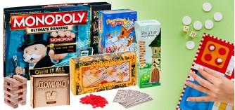 Играем дома - настольные игры для всей семьи