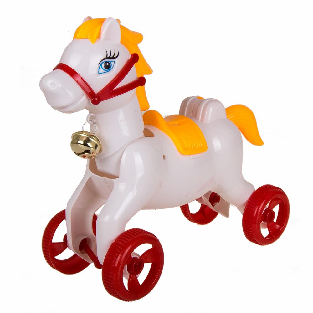 Лошадь на колесиках картинки